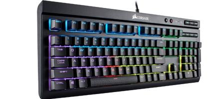 Test du clavier Corsair K68 RGB