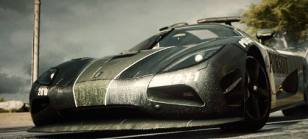 Need For Speed Rivals annoncé sur PS4 et Xbox One
