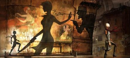 Contrast : Un jeu qui se déroule dans le Paris des années 20