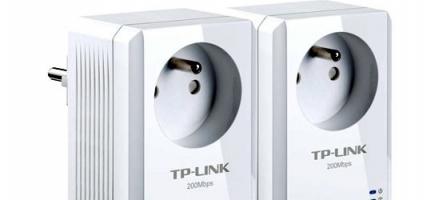 Concours TP-Link : Gagnez des kits CPL (courant porteur en ligne)