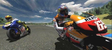 MotoGP 13 : une Motion Capture italienne