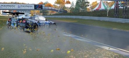 Gran Turismo 6 : une vidéo de gameplay