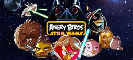 Les figurines Angry Birds Star Wars arrivent
