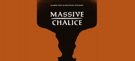 Massive Chalice, un jeu de stratégie très original signé Double Fine