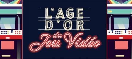 Exposition : L'Âge d'Or du Jeu vidéo, c'est du 11 au 22 juin