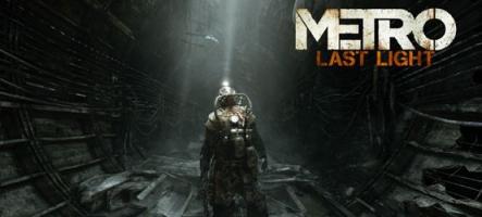 Metro Last Light : Une vidéo de toute beauté