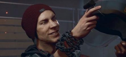 PS4 : Infamous vous dévoiles l'évolution de la motion capture sur next-gen