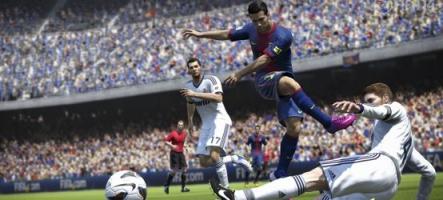 FIFA 14 : ça bouge sur le terrain