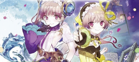 Atelier Lydie & Suelle : The Alchemists and the Mysterious Paintings (PC, PS4, Nintendo Switch)