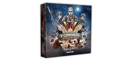 V-Commandos : un excellent jeu de plateau