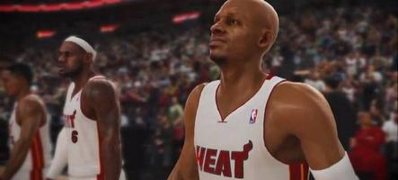 E3 : NBA Live 14 arrive sur les parquets
