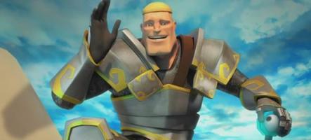 E3 : Une vidéo hilarante pour The Mighty Quest For Epic Loot