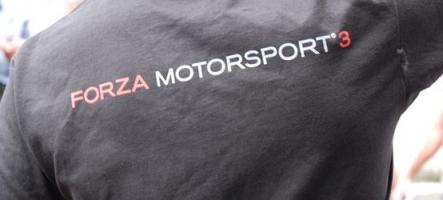 Forza Motorsport 3 : premières impressions
