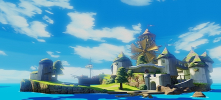 E3 : Le remake de Zelda : The Wind Waker en vidéo