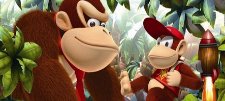 E3 : Donkey Kong Country : Tropical Freeze déboule sur Wii U