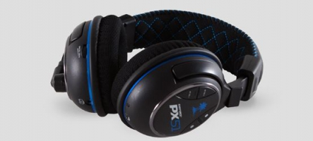 Turtle Beach Earforce PX51 : le test