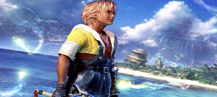 Final Fantasy X HD bientôt terminé