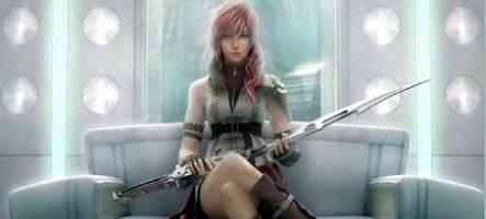 Final Fantasy XIII : premières images sur Xbox 360