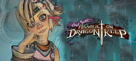 (Test) Borderlands 2 Tiny Tina's Assault on Dragon Keep (PC, Xbox 360, PS3)