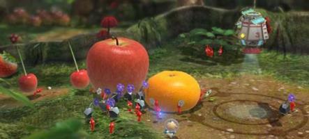 Découvrez Pikmin 3 sur Wii U