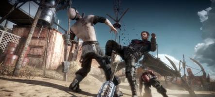 Mad Max : Des infos sur le jeu