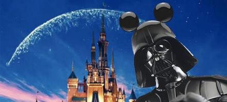 Le premier Star Wars Disney est en ligne !