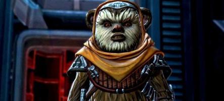 Star Wars The Old Republic : L'Ewok rend furieux les joueurs