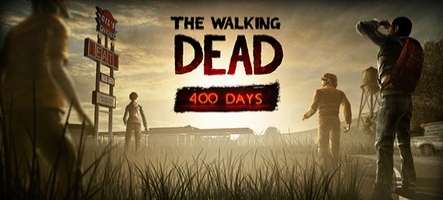 (Test) The Walking Dead : 400 Days (PC, Xbox 360, PS3)