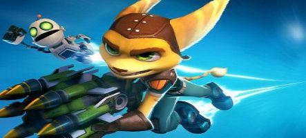 Un nouveau jeu Ratchet & Clank pour la fin de l'année