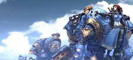Warmachine: Tactics fait son jeu vidéo