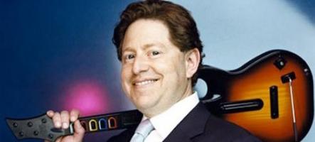 Le boss d'Activision déçu de l'absence de baisse de prix des consoles