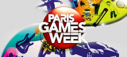 Rendez-vous à la Paris Games Week fin octobre