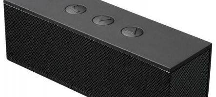 Enceinte portable Bluetooth Nomad de chez Big Ben Interactive