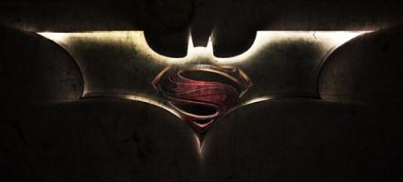Batman et Superman réunis dans un même film !