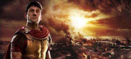 Total War Rome II offre une nouvelle vidéo