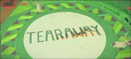 Tearaway repoussé à novembre