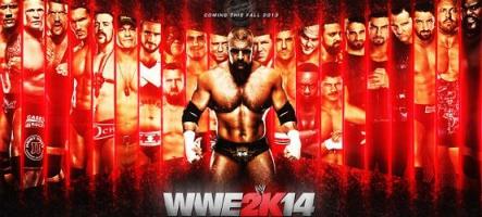 WWE 2K14 : L'édition spéciale... dans un petit cercueil