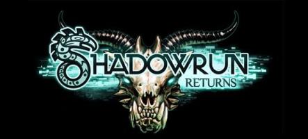 Shadowrun Returns : Une tonne de trucs prévus