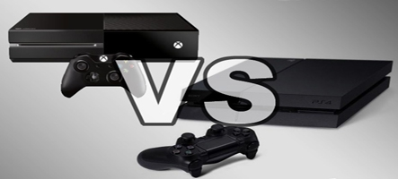 PS4 vs. Xbox One : La Rap Battle