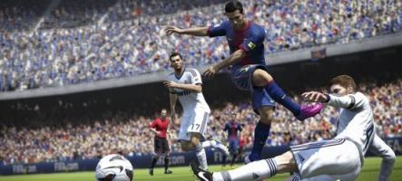 FIFA 14, la vidéo qui va tacler le marché