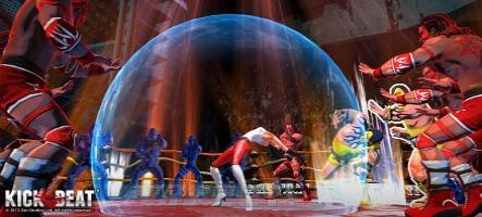 Kickbeat bastonne en rythme la PS3 et la PS Vita