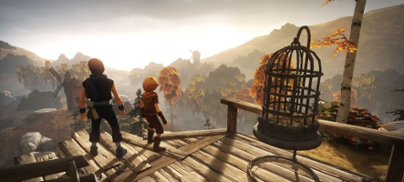 Brothers: A Tale of Two Sons sur PC ce mois-ci