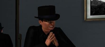 Sims 3 : Igor frappe pour la première fois