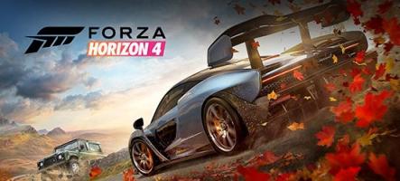 Forza Horizon 4 (PC, Xbox One)