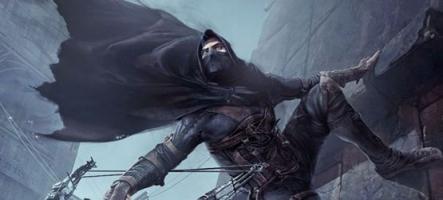 Thief 4 : une date, un trailer et des jaquettes