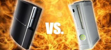 La PS3 se vend mieux que la Xbox 360