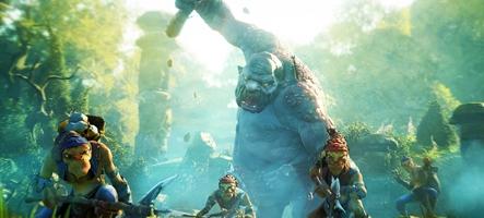 Fable Legends annoncé sur Xbox One