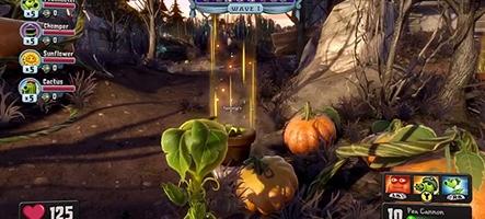 Plantes contre Zombies : Garden Warfare en vidéo