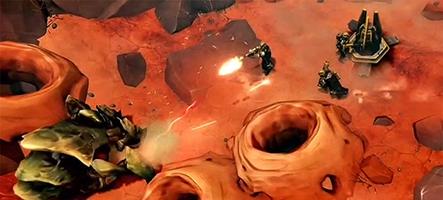 (Gamescom) Helldivers - Le tout premier trailer
