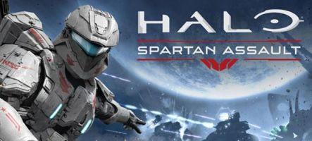 Halo : Spartan Assault se met à jour